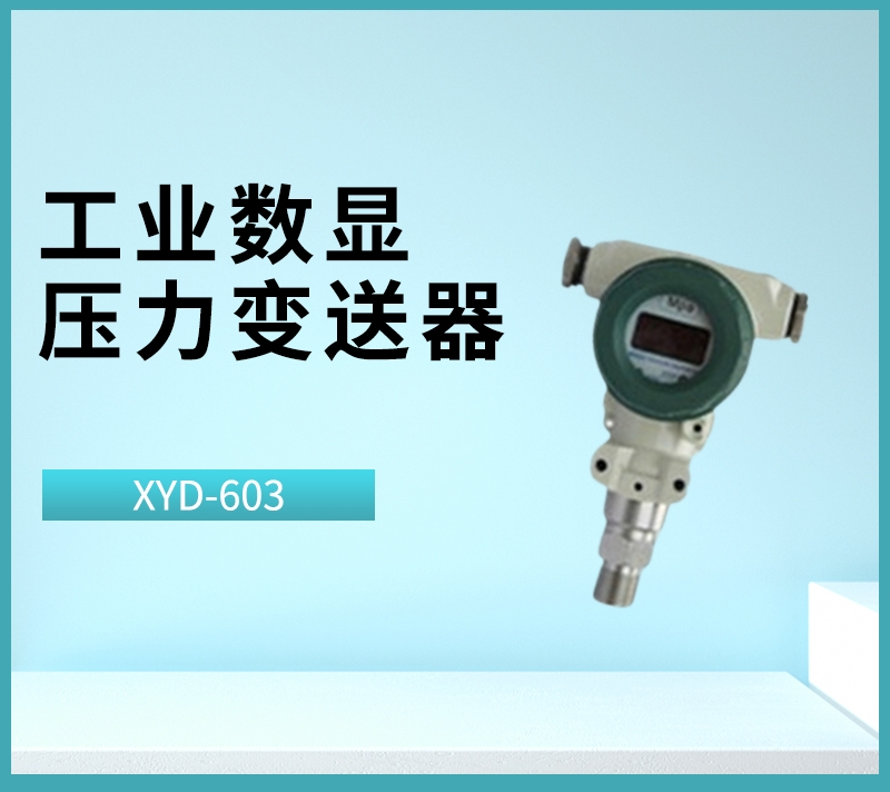 江苏XYD-603工业数显压力变送器